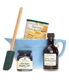 Blueberry Pancake gift kit!