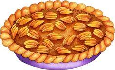 Pecan Pie Clip Art Baking on Pinterest | ...