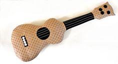 DIY: ukulele pillow