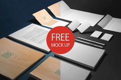 Branding MockUp Free Download