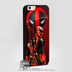 Deadpool Marvel Comic For Apple, Iphone, Ipod, Samsung Galaxy Case