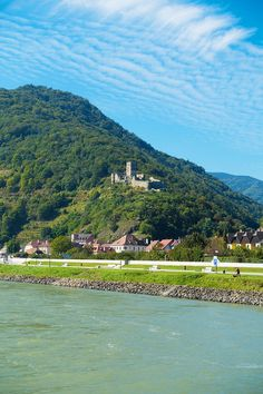 Thinking about taking a Danube River Cruise? Cruising through the Wachau Valley is one of the highlights of a Danube River Cruise. Here's what you'll see in the Wachau Valley Travel Goals, Travel Tips, Travel Ideas, Wachau Valley, Danube River Cruise, Affordable Vacations, Prague Travel, Road Trip Hacks, Vacation Destinations