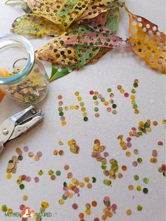 DIY Biodegradable confetti for eco-friendly celebrations - Mother Natured