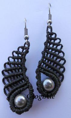 macramè jewelry