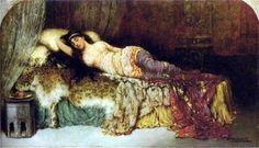 The Sleeping Beauty by William Arthur Breakspeare ( English, 1855–1914)