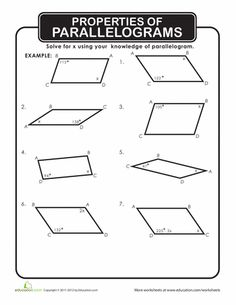 1000 images about parallelograms on pinterest drawing pictures math and math lessons. Black Bedroom Furniture Sets. Home Design Ideas