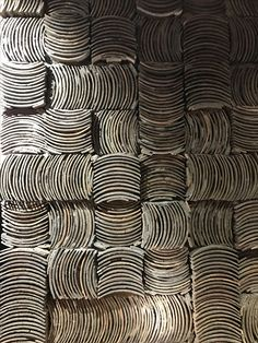 more artisan inspired authentic feature wall Brick Architecture, Chinese Architecture, Interior Architecture, Brick Patterns, Wall Patterns, Textures Patterns, Wabi Sabi, Wall Cladding, Macau