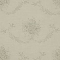 Kate Forman fabric - 'Grey Sophia'