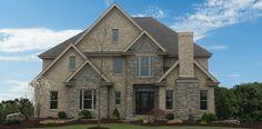 New Homes in South Fayette-Deerfield Ridge