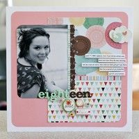 A Project by KathyT from our Scrapbooking Gallery originally submitted 04/13/10 at 07:30 AM