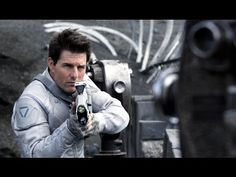 """http://www.joblo.com - """"Oblivion"""" - Official Trailer    Source: http://trailers.apple.com/trailers/universal/oblivion/    Tom Cruise stars in Oblivion, an original and groundbreaking cinematic event from the director of TRON: Legacy and the producer of Rise of the Planet of the Apes. On a spectacular future Earth that has evolved beyond recognition,..."""