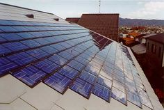 Solar Panel Shingles...wish list