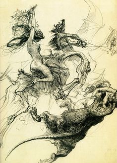 Heinrich Kley ✤ || CHARACTER DESIGN REFERENCES | キャラクターデザイン • Find more at https://www.facebook.com/CharacterDesignReferences if you're looking for: #lineart #art #character #design #illustration #expressions #best #animation #drawing #archive #library #reference #anatomy #traditional #sketch #artist #pose #settei #gestures #how #to #tutorial #comics #conceptart #modelsheet #cartoon #riding #ride || ✤