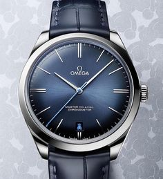*Blog Update - Read iN!* #Omega 40mm De Ville Trésor #Orbis Edition Available with Diamond Bezel Option!!⌚️🎉