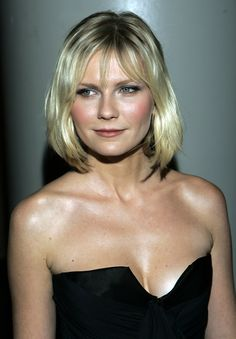 I love Kirsten Dunst. She has such a varied career, she's used her fame to speak on her politics and to spotlight clinical depression treatment.