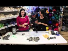Felted Soap Stones (or Rocks) - How to Make Them Yourself