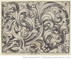 [Rinceau d'ornements] : [estampe] / MS [M. Schongauer] [monogr.] Auteur : Schongauer, Martin (1450?-1491). Graveur Éditeur : [s.n.] Date d'édition : 14.. Sujet : Feuilles Type : Motifs décoratifs -- 15e siècle,image fixe,estampe Langue :gmh Format : 1 est. : burin ; 5,6 x 7,3 cm (f.) Format : image/jpeg Droits : domaine public Identifiant : ark:/12148/btv1b69515750