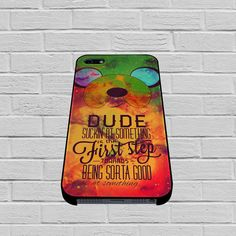 Adventure Time Jake The Dog Quote Galaxy Nebula case of iPhone case,Samsung Galaxy #case #phonecase  #hardcase  #iPhone6case