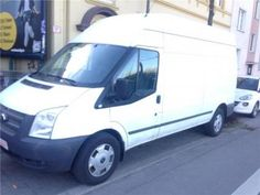 Used Ford Transit listings at AutoScout24