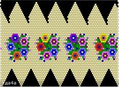 Схемы для обвязанных яиц | biser.info - всё о бисере и бисерном творчестве