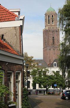 Zwolle - Eekwal, met Peperbus