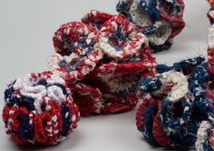 Interesting Crochet Art by Jerry Bleem!