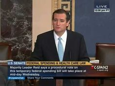 Ted Cruz Takes a Shot at Detractors, 'Courage' of Anonymous Congressional Staffers Trashing Him