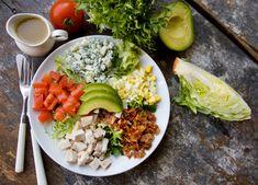 Brown Derby Cobb Salad – Lost Recipes Found