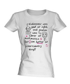 Better at cross-country #skiing #ladies white #t-shirt top brand new sizes xs-2xl,  View more on the LINK: http://www.zeppy.io/product/gb/2/281272964809/