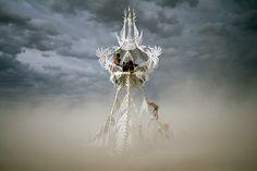 """Star Seed"" by Scott London - Burning Man"