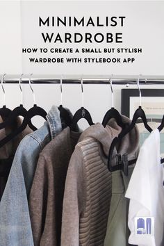70 Best The Minimalist Wardrobe images in 2019 | Minimalist