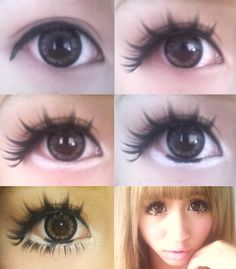 big eyes how to