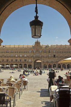 ¿Sabéis que nunca he visitado Salamanca? Es una de mis ciudades pendientes de España.