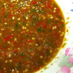 Sambal Sauce, Thai Sauce, Malaysian Cuisine, Indonesian Food, Gravy, Sauces, Dips, Appetizers, Food And Drink