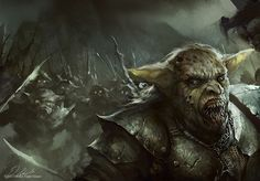 Army of Mordor by daRoz.deviantart.com on @deviantART