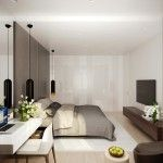 Apartment for musician by Alexandra Fedorova 10