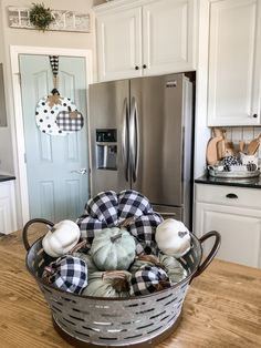 Fall buffalo check trays for ideas and inspiration! by Wilshire Collections These fall buffalo check trays are simply to give you inspiration and ideas for your home! Tray decorating doesn't have to be complicated!