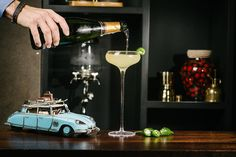 """Thursday we celebrate the grand opening of @lemeridiendenver! Our #LMSparkling for the night will be """"The Modern Frontier"""", a custom  cocktail created by Global Master Barista @_suitup_. Salud! @lemeridienhotels #LeMeridienHotels #DestinationUnlocked  Recipe:  -Combine 45 ml tequila, 15 ml homemade jalapeño & peach syrup, 15 ml freshly squeezed grapefruit juice.  -Top with Sparkling wine.  -Serve in a coupe glass, and garnish with fresh ground pepper and jalapeño."""