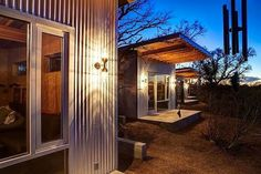 The Llano Exit Strategy is a unique tiny house village that started with a group of friends who inst . Tiny House Village, Tiny Houses, Tiny House Hotel, Village House Design, White Houses, Vacation Village, Location Chalet, Tiny House Community, Growing Old Together