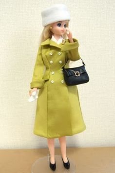 Jenny and I: ロングコート Long Coat
