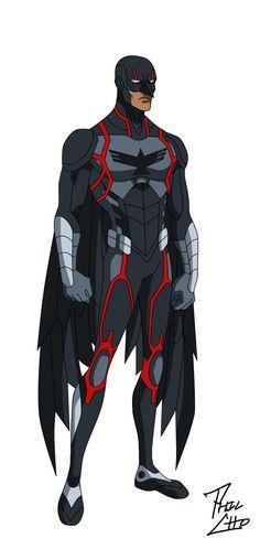 Dark Crow - OC Commission by phil-cho on DeviantArt
