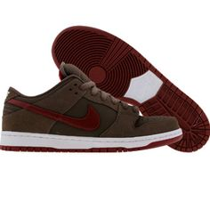 the latest 232a3 bafa8 Nike Dunk Low Pro SB (ironstone  barn  white) Sneaker Stores, Nike