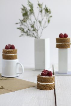 minis layers cakes