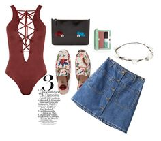 """""""beduenim"""" by fixapayno on Polyvore featuring moda, WearAll, Gucci, Clinique, Lipsy, Chicnova Fashion y Sophie Hulme"""