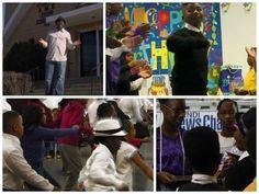 The Church Usher's Dance - YouTube