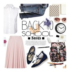 """Back to School: New Shoes"" by hamaly ❤ liked on Polyvore"