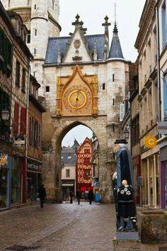 Borgoña, Francia