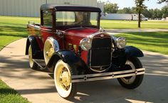 1931 Ford Model A Deluxe Pick-Up ★。☆。JpM ENTERTAINMENT ☆。★。