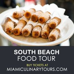 Votes Food Tour In Miami The South Beach Takes People To Best Latin Restaurants
