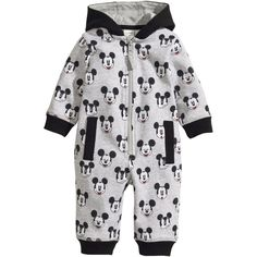 Sweatshirt Fabric Jumpsuit $24.95 ($25) ❤ liked on Polyvore featuring baby boy, baby, kids, baby cloths and boy